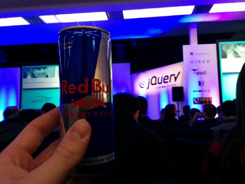jQuery-Redbull